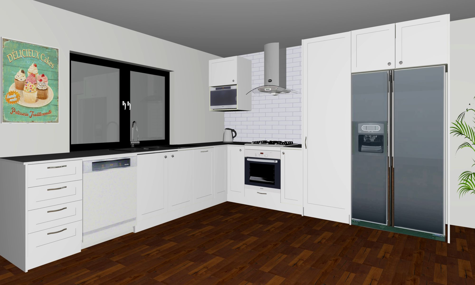 Funky Kitchens On Finance Crest - Home Design Ideas and Inspiration ...